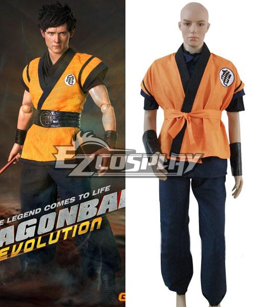 Dragon Ball Movie Goku Cosplay Costume.com