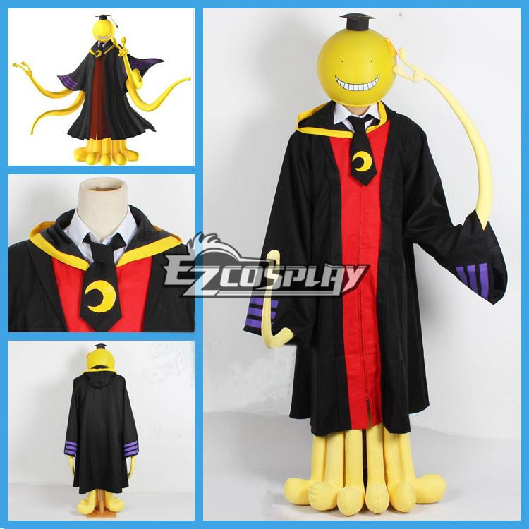 Assassination Classroom Korosensei Cosplay Costume