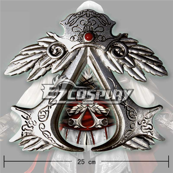 Assassin's Creed 2 II Ezio Auditore Cosplay Belt Clamp