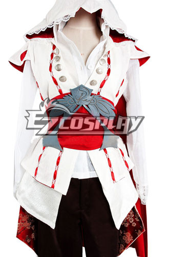 Assassin's Creed Female Version Cosplay Costume - New Ver.