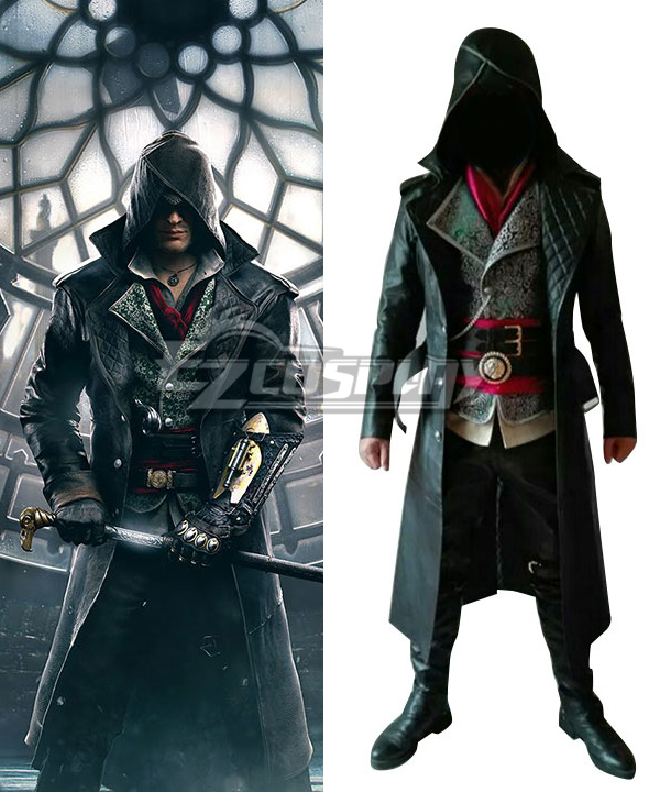 Assassin's Creed: Syndicate Jacob Frye Cosplay Costume