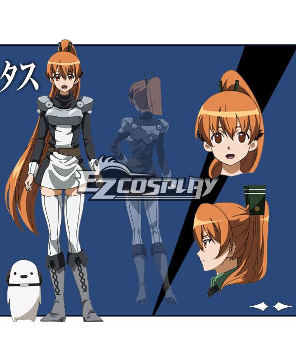 Akame ga Kill Seryuu Cosplay Costume