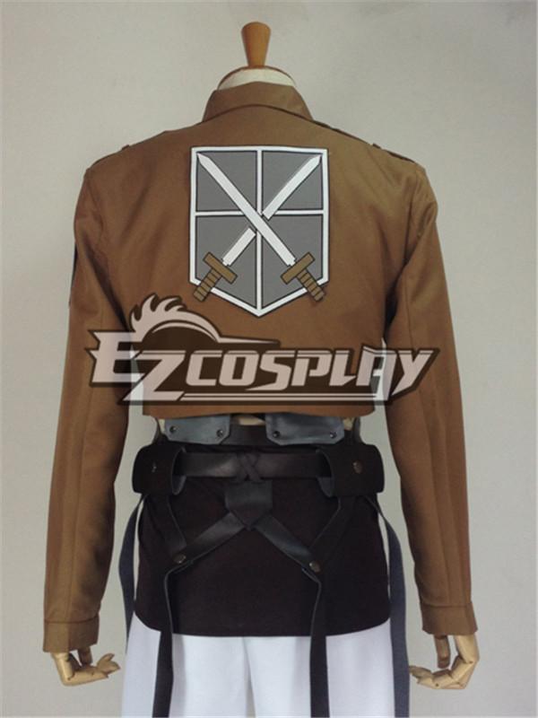 Attack on Titan Shingeki no Kyojin Cadet Corps Training Corps Eren Jaeger Cosplay Costume - Only Jacket
