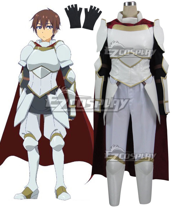 EAYT009 And you thought there is never a girl online? Hideki Nishimura Lucian Rusian Cosplay Costume