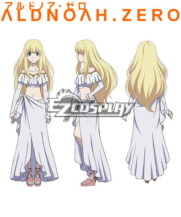 Image of Aldnoah Zero Asseylum Vers Allusia Cosplay Costume