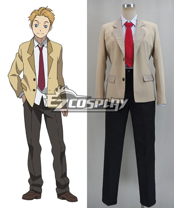 Image of Aldnoah Zero Calm Craftman Cosplay Costume