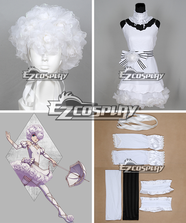 Black Butler Book of Circus Doll Cosplay Costume None