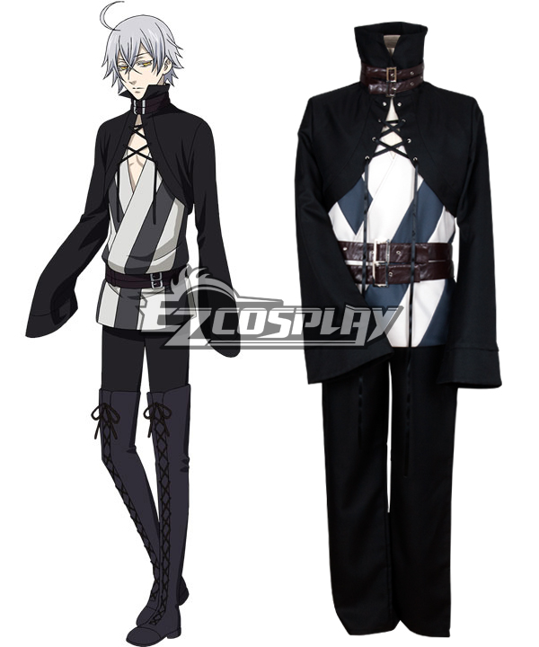 Black Butler Book of Circus Snake Cosplay Costume None
