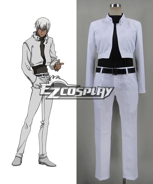 Blood Blockade Battlefront Zapp Renfro Cosplay Costume