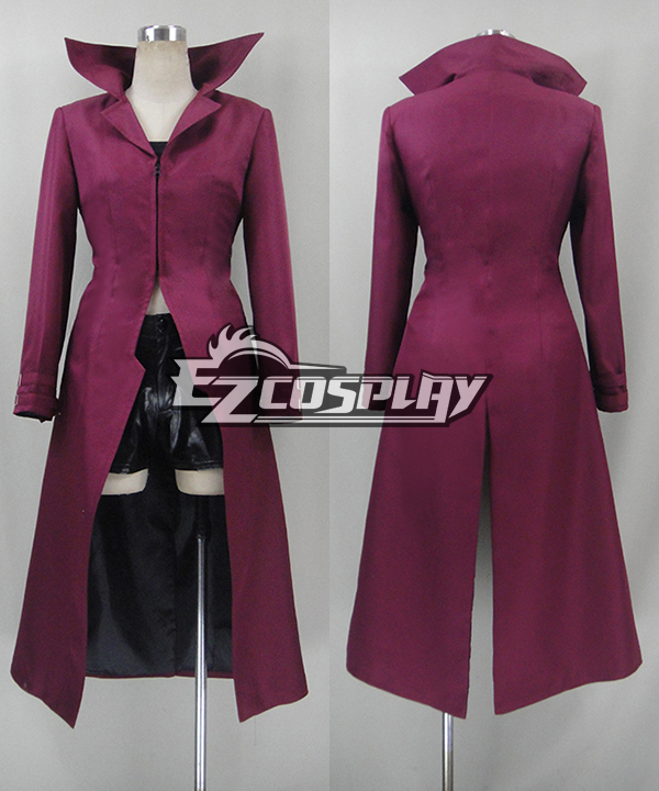 Blood Blockade Battlefront K��K Cosplay Costume (Only Coat)