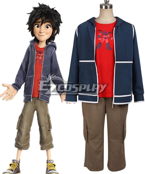 Hiro Cosplay Big Hero 6 Hiro Hamada Cosplay Costume
