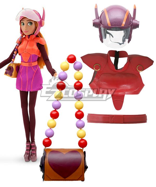 Big Hero 6 Honey Lemon Cosplay Armor Set Cosplay Prop