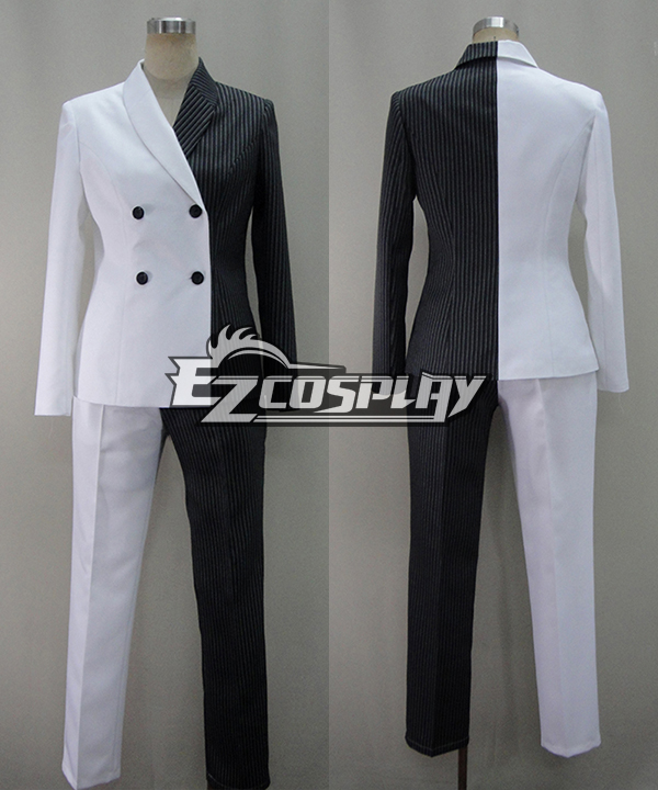 Batman Comi Two Face Harvey Dent Cosplay Costume