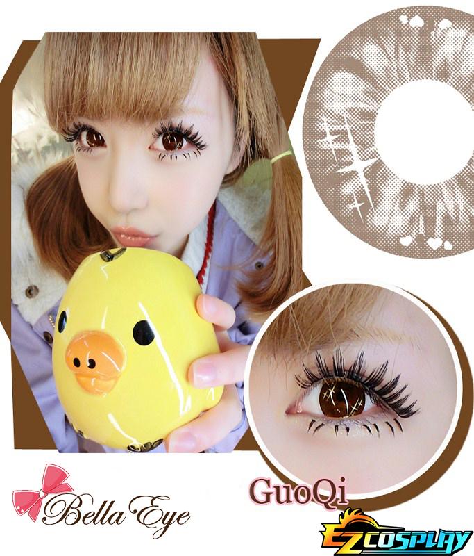 Bella Eye Guo Qi Chocolate Cosplay Contact Lense
