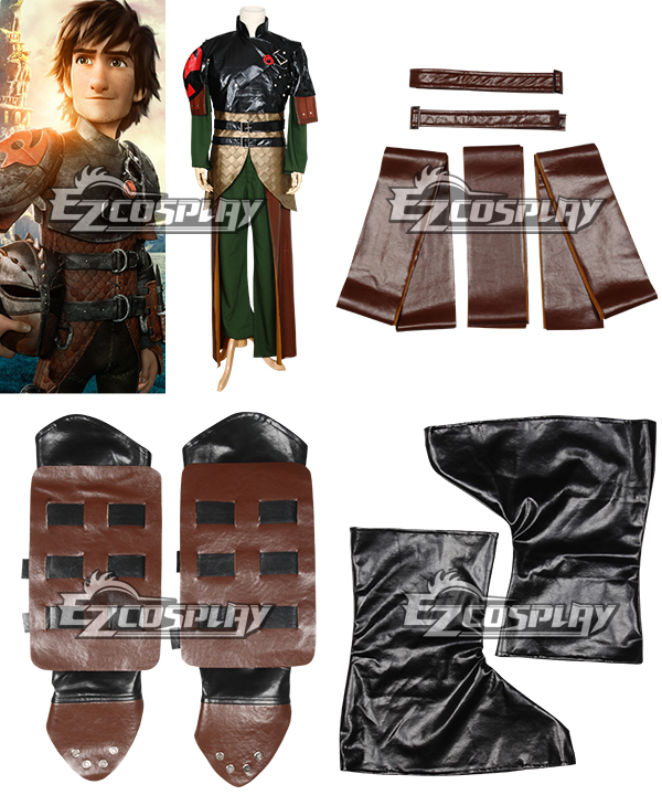 How to train your dragon cosplay costumes how to train your dragon 2 hiccup cosplay costume ccuart Images
