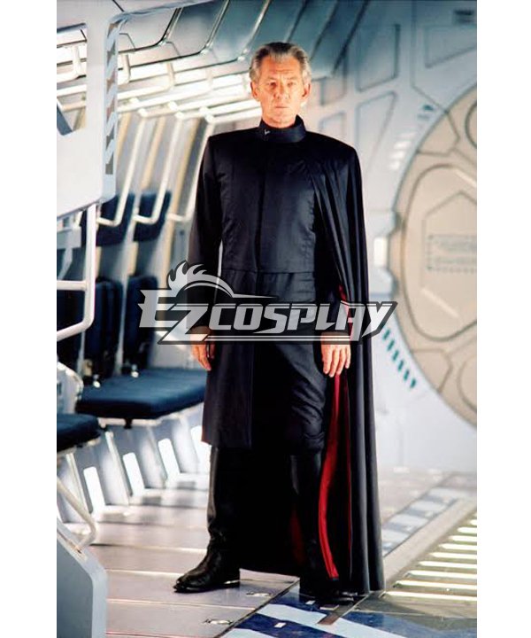 Marvel Comics X-Men Magneto Max Eisenhardt Cosplay Costume None