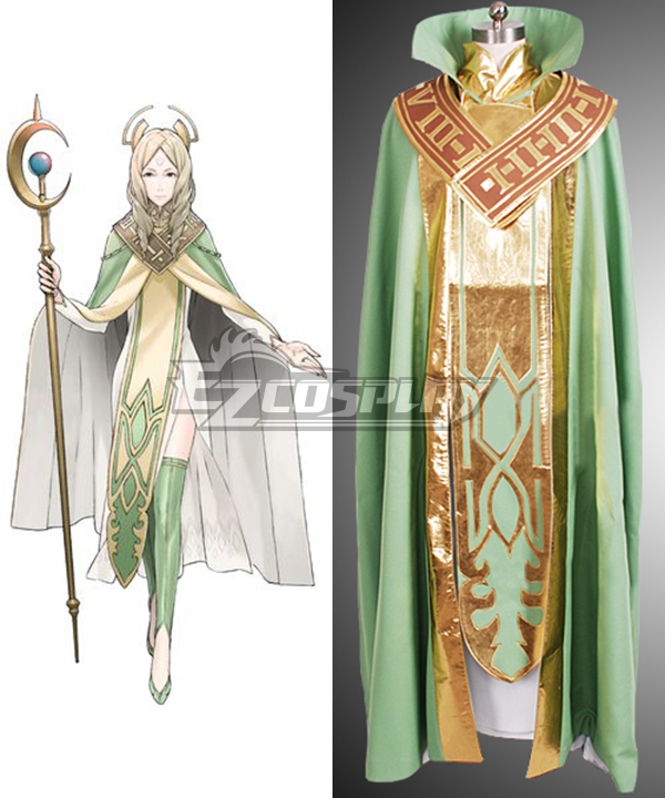 Fire Emblem: Awakening Queen Emmeryn Cosplay Costume