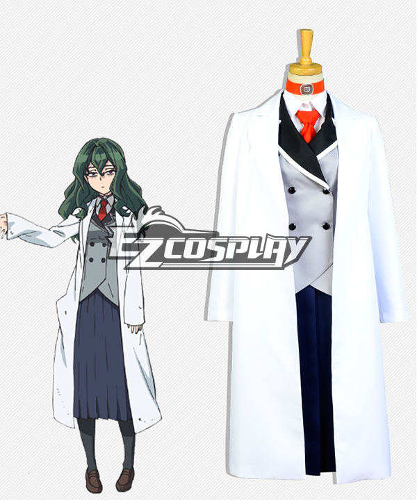 Shimoneta: A Boring World Where the Concept of Dirty Jokes Doesn't Exist Hyouka Fuwa Cosplay Costume ECM0189