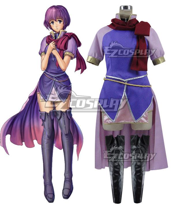 Fire Emblem Shin Monsh�� no Nazo ~Hikari to Kage no Eiy�? Katarina Cosplay Costume