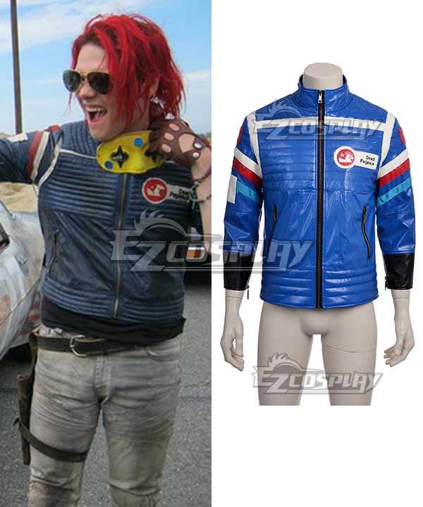 My Chemical Romance Gerard Arthur Way Coat Cosplay Costume
