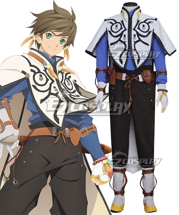 Anime Costumes ECM0251 Tales of Zestiria the X Sorey Cosplay Costume