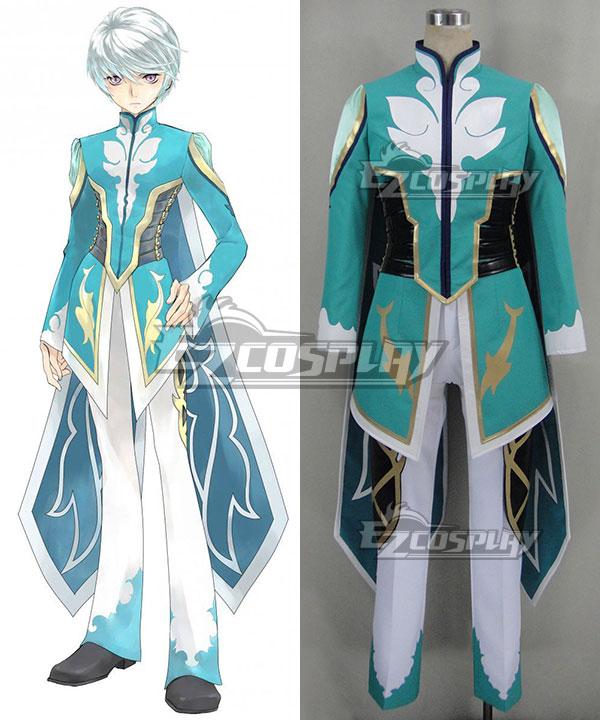 Anime Costumes ECM0294 Tales of Zestiria the X Mikleo Cosplay Costume