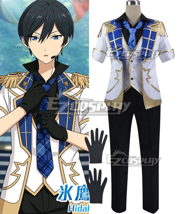 Ensemble Stars Judge! Black and White Duel Hokuto Hidaka Mao Isara Cosplay Costume None
