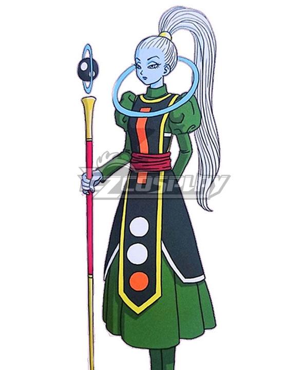 ECM0323 Dragon Ball  Vados Cosplay Costume