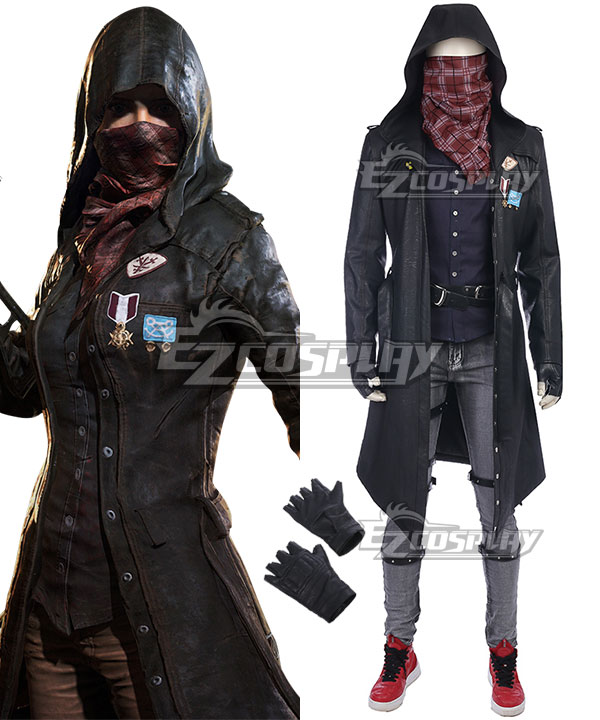 PlayerUnknown's Battlegrounds Role Cosplay Costume - No Boots ECM0566