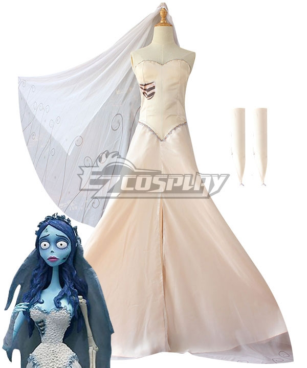 Emily the Corpse Bride Costume - DIY Guide for Cosplay & Halloween