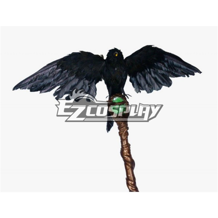 Maleficent Staff Replica