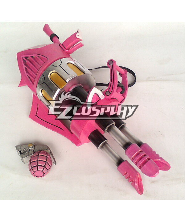 Image of League of Legends LOL Jinx Mini Gun Cosplay Weapon