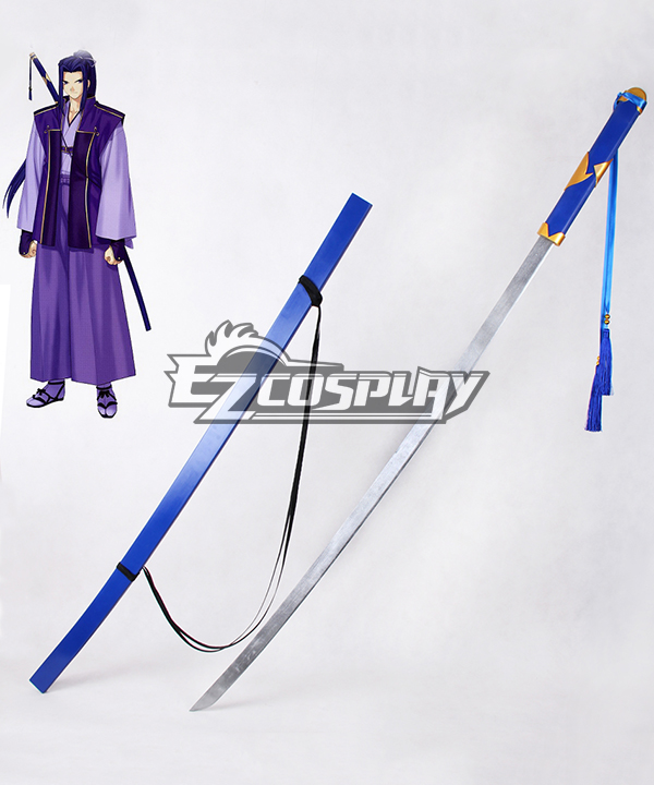 Fate Stay Night Unlimited Blade Works UBW Assassin Sasaki Kojiro Cosplay Weapon  None