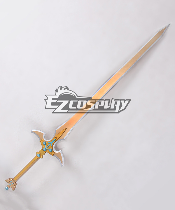 Sword Art Online ALfheim Online SAO ALO Kirigaya Kazuto Kirito Excalibur Sword Original Edition Cosplay Weapon