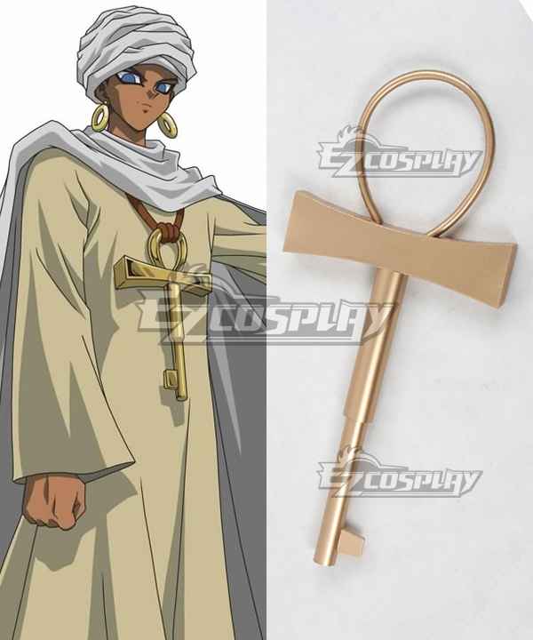 Image of YuGiOh Duel Monsters Shadi Necklace Cosplay Prop