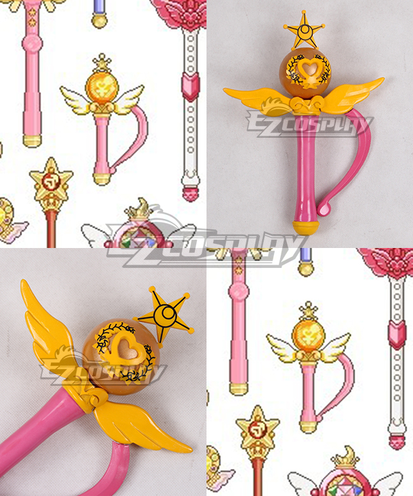 Sailor Moon Minako Aino Venus Sailor Venus Accessories Cosplay Prop None