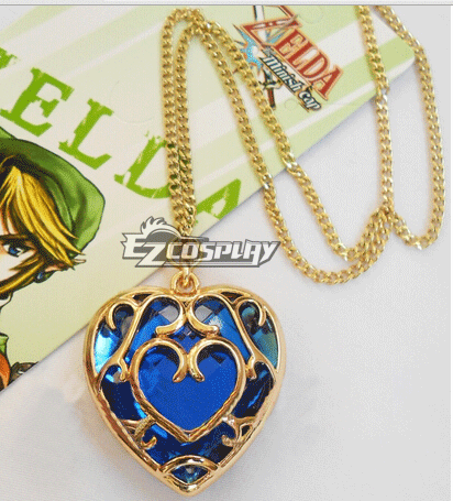 The Legend of Zelda: Ocarina of Time Necklace Cosplay Accessory