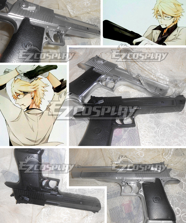 Aoharu x Machinegun Aoharu x Kikanjuu Masamune Matsuoka Toy �Gun Gun Team Gun Cosplay Weapon Prop