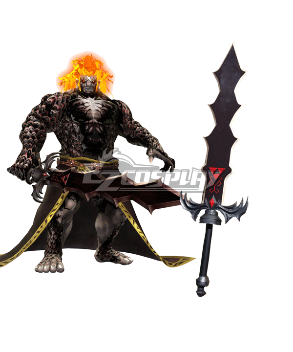 The Legend of Zelda: Skyward Sword Demon King Demise Shuen no Mono Sword Cosplay Prop None