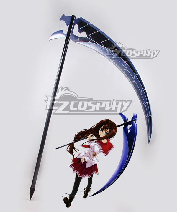 Aria the Scarlet Ammo Hidan no Aria Tohyama Kinichi Kana Sickle Cosplay Weapon Prop None