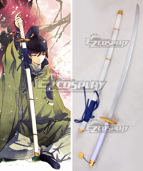 Image of Touken Ranbu Online Ishikirimaru Swords Cosplay Weapon Prop