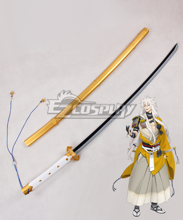 Image of Touken Ranbu Online Kogitsunemaru Swords Cosplay Weapon Prop