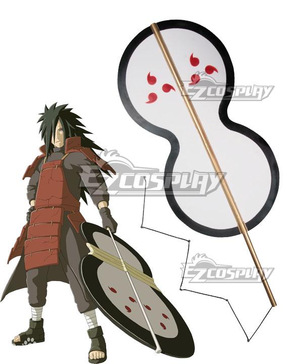 Naruto Shippuuden Uchiha Madara Cosplay  Prop