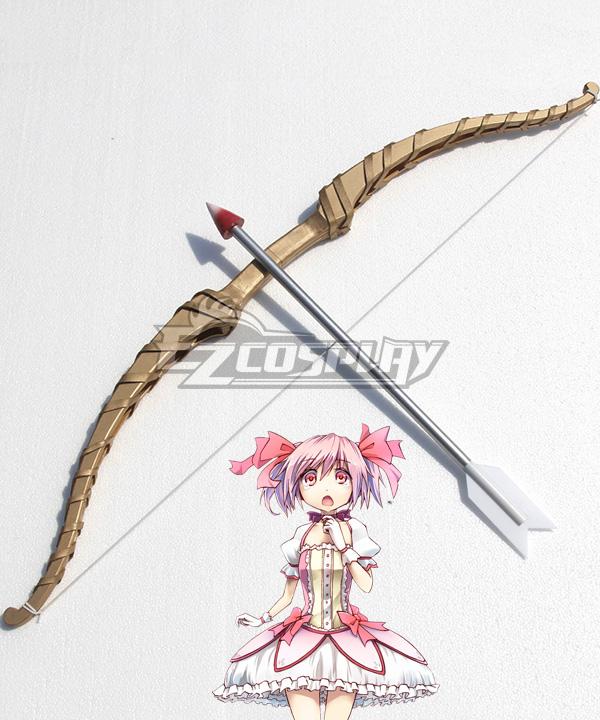 Puella Magi Madoka Magica Kaname Madoka Bow and arrow Cosplay Weapon Prop None