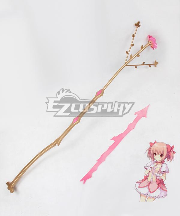 Puella Magi Madoka Magica Kaname Madoka Bow and arrow Flower Cosplay Weapon Prop None