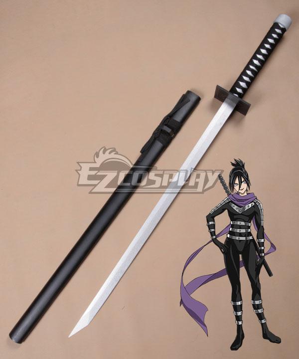One Punch Man Speed of Sound Sonic Onsoku no Sonikku Sword Cosplay Weapon Prop