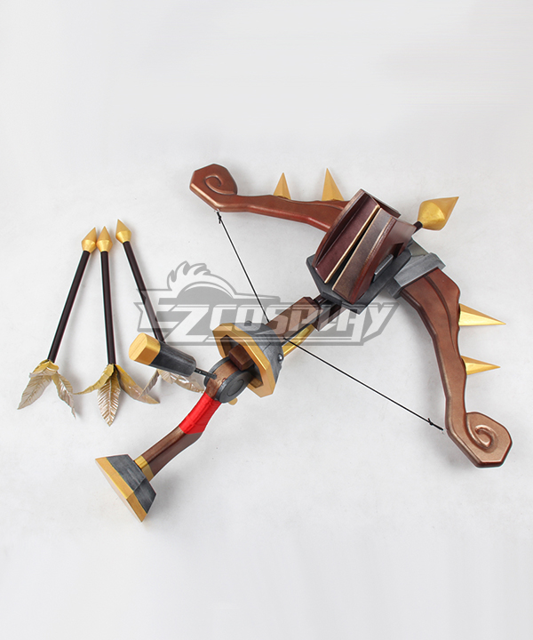 League of Legends Twitch The Plague Rat Crossbow Cosplay Weapon Prop