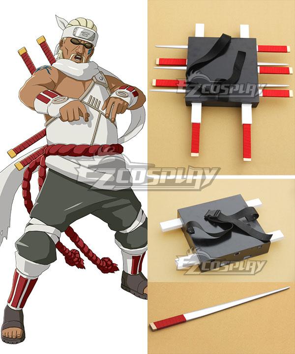 Naruto Kaminari no Kuni Land of Lightning Killer Bee Sword Cosplay Weapon Prop