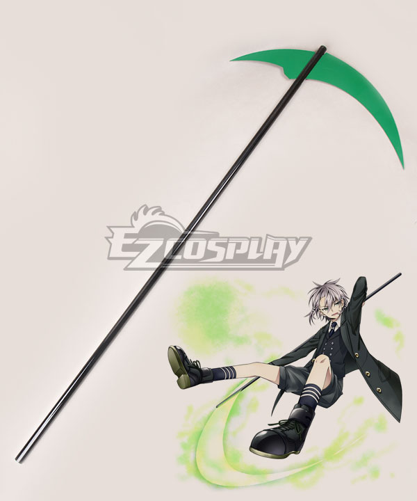 K Return Of Kings Sukuna Gojou Scythe Cosplay Weapon Prop