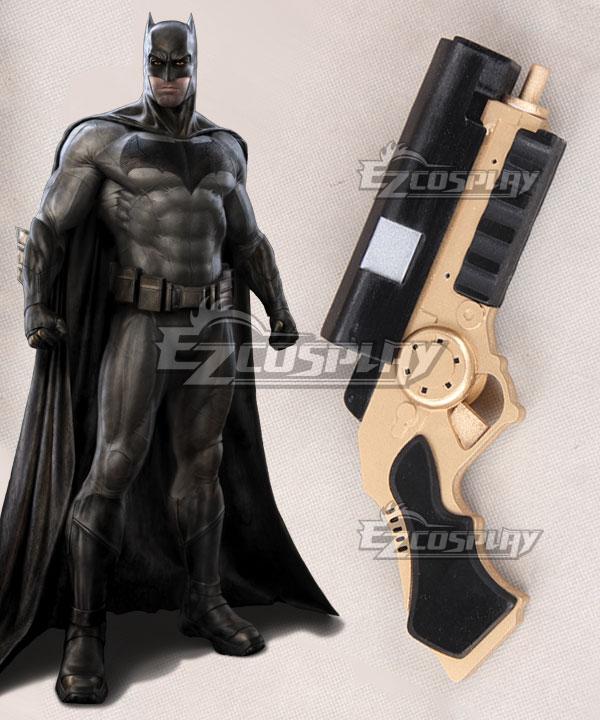 DC Comics Batman v Superman: Dawn of Justice Bruce Wayne Gun Cosplay Weapon Prop None